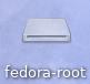 fedora-root icon